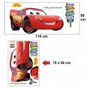 ADESIVO DA PARETE CARS Y-AY9006