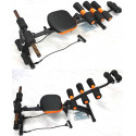 TOTAL CORE Panca Wonder TB Trainer Multifunzione Fitness Per Addominali AB8550