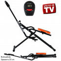 New TOTAL FITNESS Body CRUNCH PRO Display Addominali AB7700