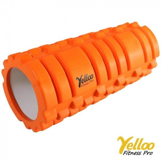 Rullo Per Yoga Foam Roller Arancio