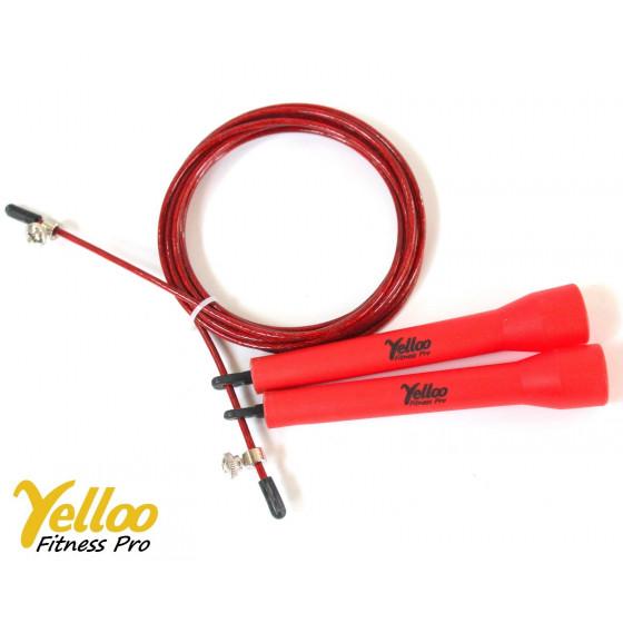 Corda per Saltare Veloce Speed Jump Rope Rossa
