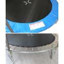 TRAMPOLINO ELASTICO Tappeto Da Giardino Diametro 370 cm BIG12
