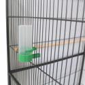 Voliera Gabbia Modello BIRD in Metallo per pappagalli parrocchetti uccelli