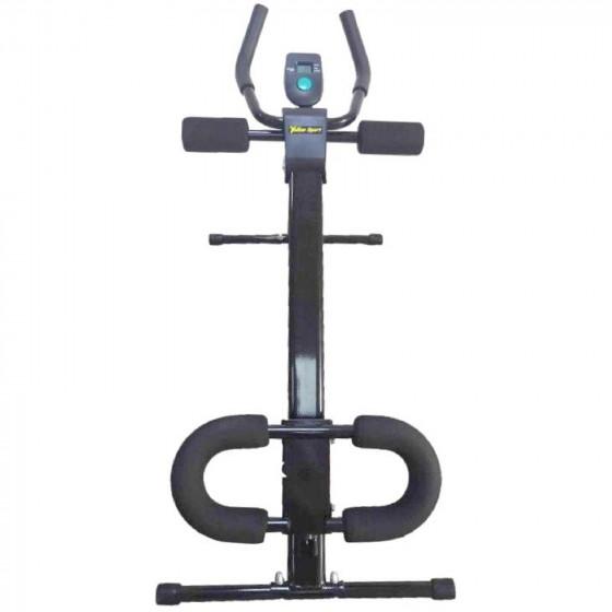 AB Crunch Attrezzo Total Fitness Slide Per Addominali Glutei Cosce AB1520