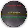 TAPPETO per trampolino elastico diametro 305 cm con 64 molle Certificato CE TUV GS
